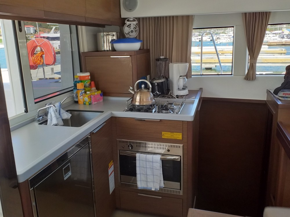Noleggio yacht Tortola - Lagoon Lagoon 40 - 4 + 2 cab  su SamBoat