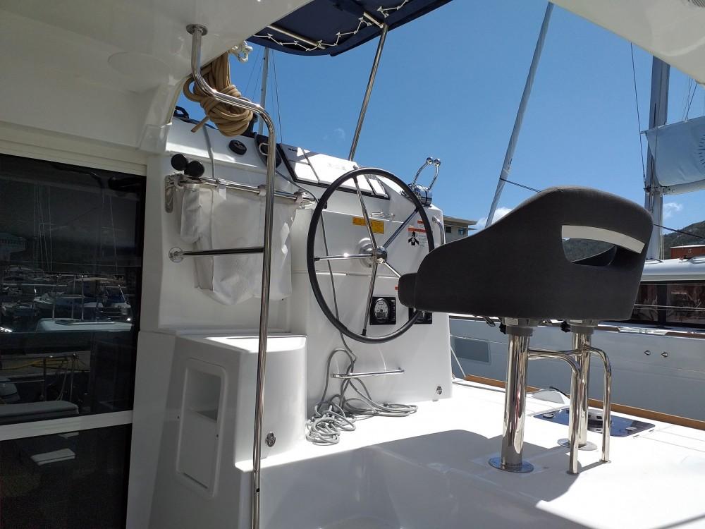 Noleggio barche Tortola economico Lagoon 40 - 4 + 2 cab