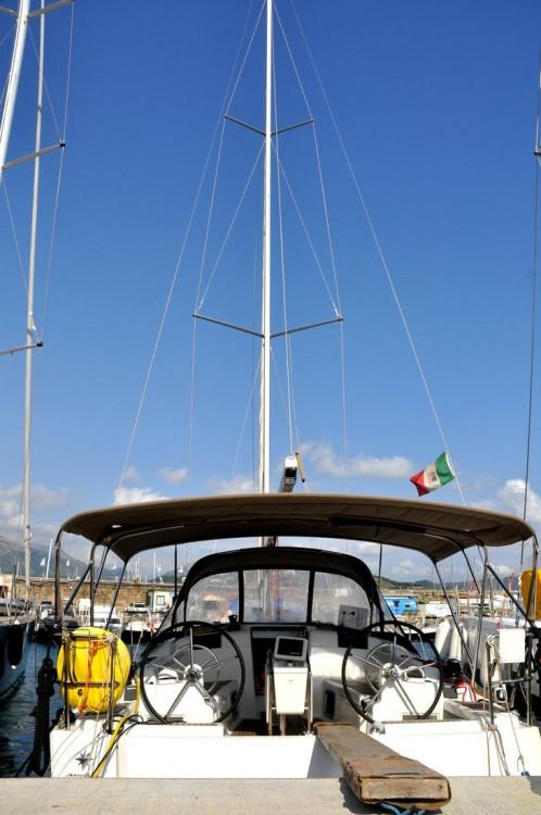 Noleggio barche Jeanneau Sun Odyssey 419 Campania su Samboat