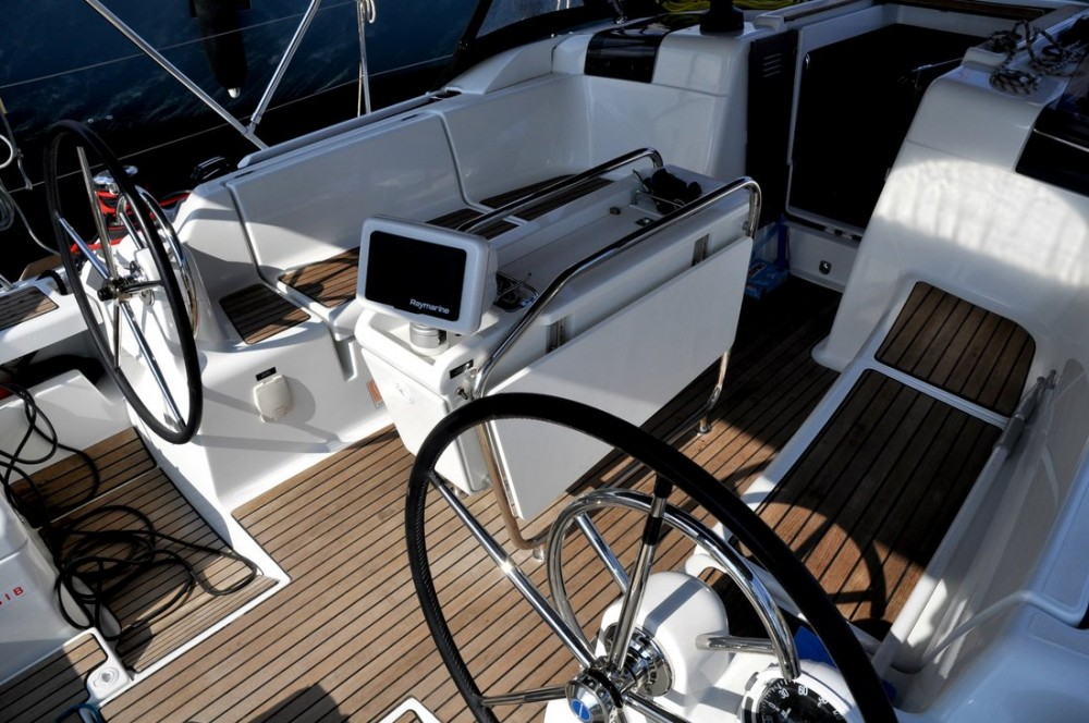 Noleggio Barca a vela con o senza skipper Jeanneau Campania