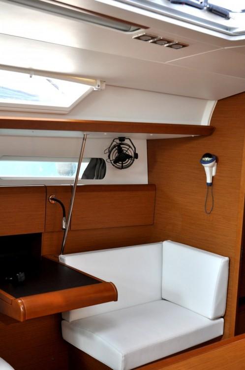 noleggio Barca a vela Campania - Jeanneau Sun Odyssey 419