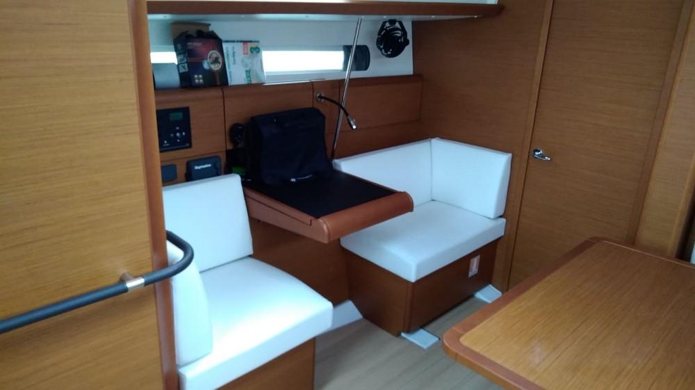 Noleggio barche Campania economico Sun Odyssey 419