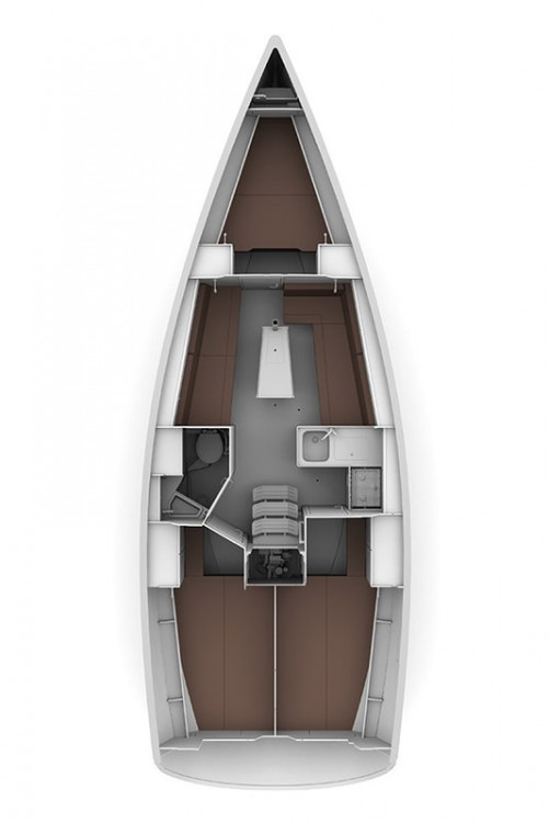 noleggio Barca a vela Follonica - Bavaria Cruiser 34