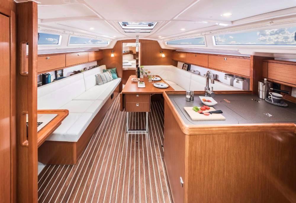 Noleggio yacht Follonica - Bavaria Cruiser 34 su SamBoat
