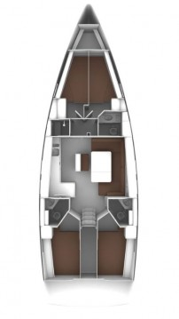 Noleggio yacht a Lu Canniscioni – Bavaria Cruiser 46 su SamBoat