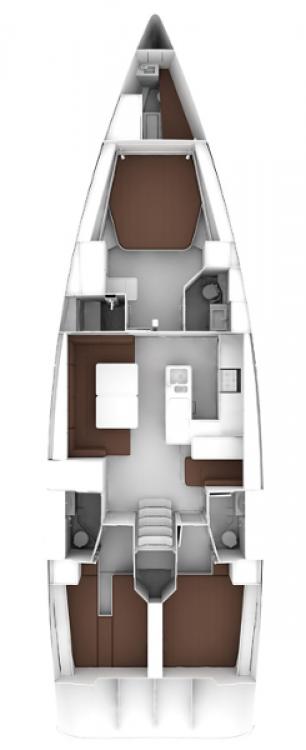 Bavaria Cruiser 56 tra personale e professionale Campania