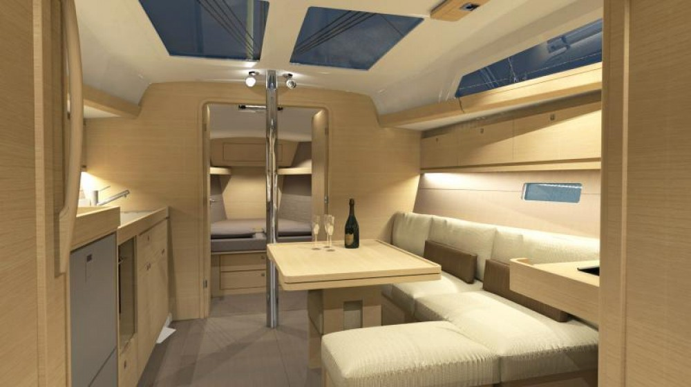 Noleggio yacht Furnari - Dufour Dufour 382 Grand Large su SamBoat