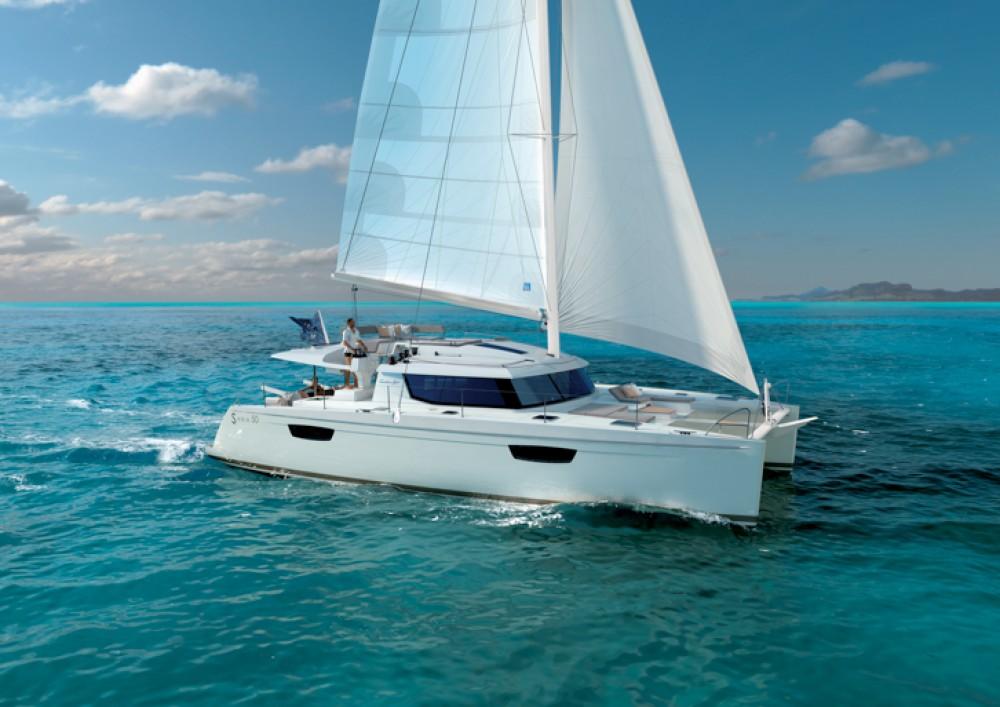 Noleggio Catamarano con o senza skipper Fountaine Pajot Furnari