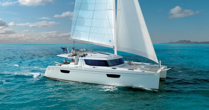 Fountaine Pajot Saba 50 tra privati e professionisti a Marina di Portorosa