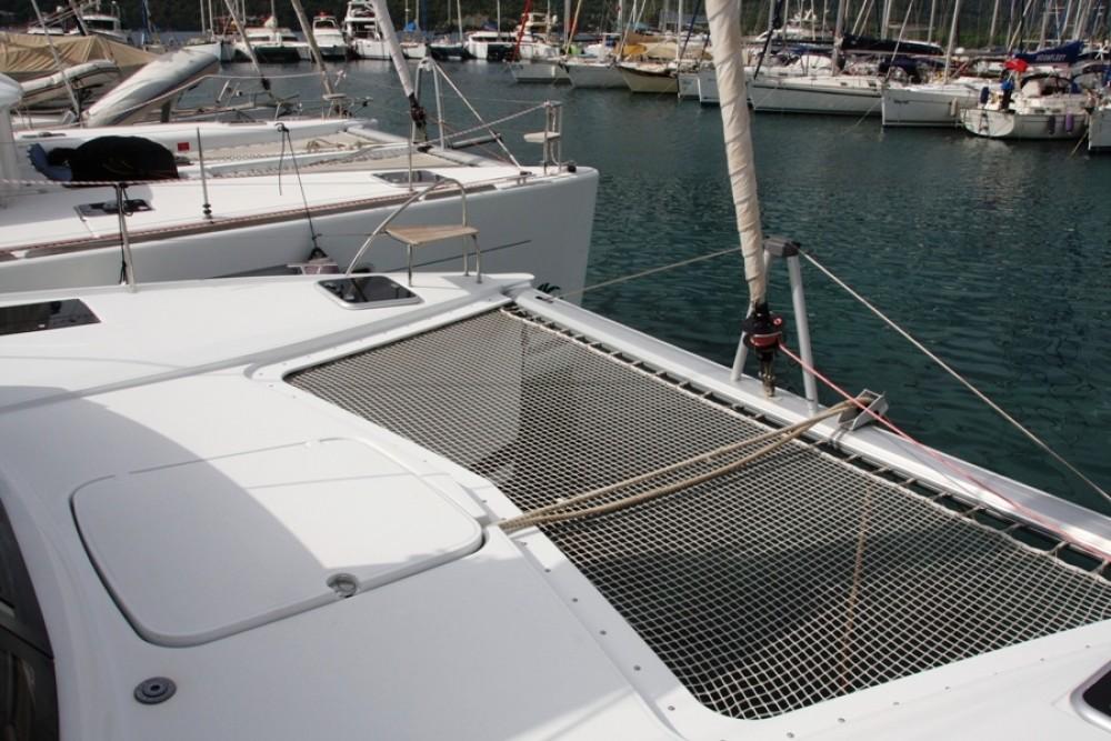 Noleggio barche Marmaris Yacht Marina A.Ş economico Lucia 40