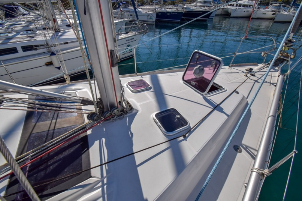 Noleggiare un'Bénéteau Oceanis 40 Marmaris Yacht Marina A.Ş