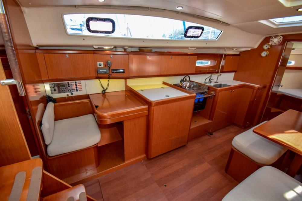 noleggio Barca a vela Marmaris Yacht Marina A.Ş - Bénéteau Oceanis 40