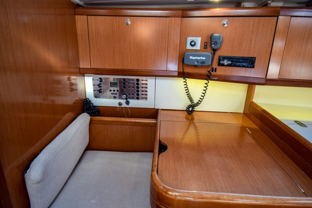 Noleggio barche Bénéteau Oceanis 40 Marmaris Yacht Marina A.Ş su Samboat