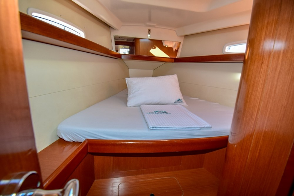 Noleggio yacht Marmaris Yacht Marina A.Ş - Bénéteau Oceanis 40 su SamBoat