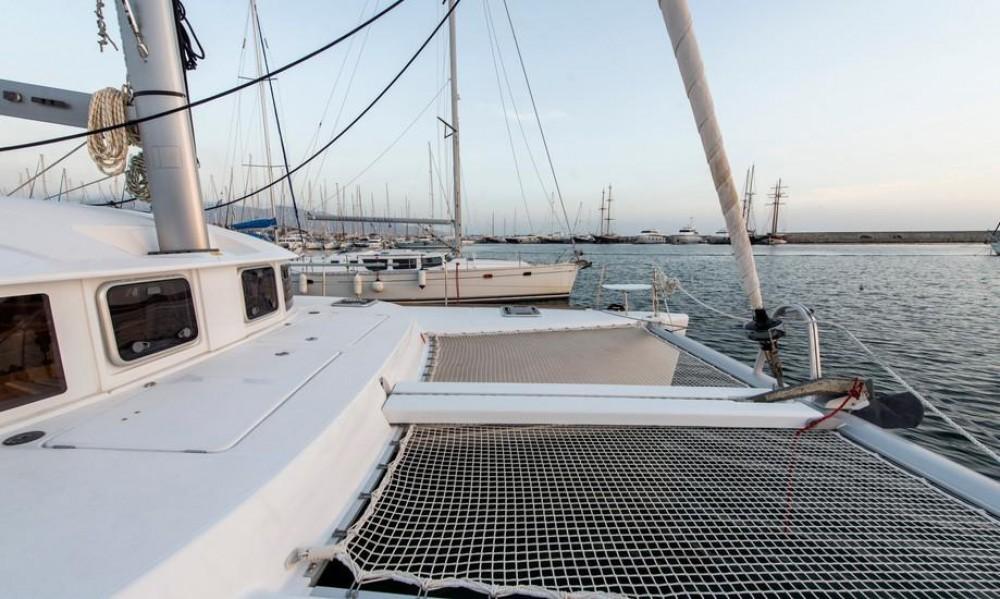 Noleggio barche Lagoon Lagoon 380 S2 Peloponneso su Samboat