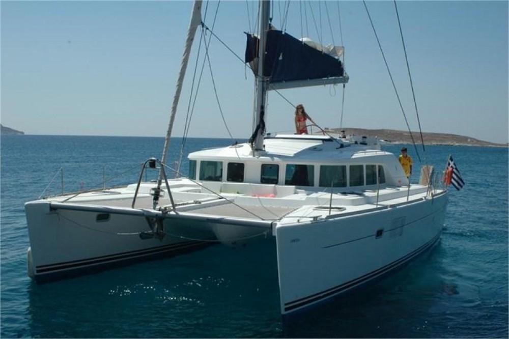 Noleggiare un'Lagoon Lagoon 440 Peloponneso