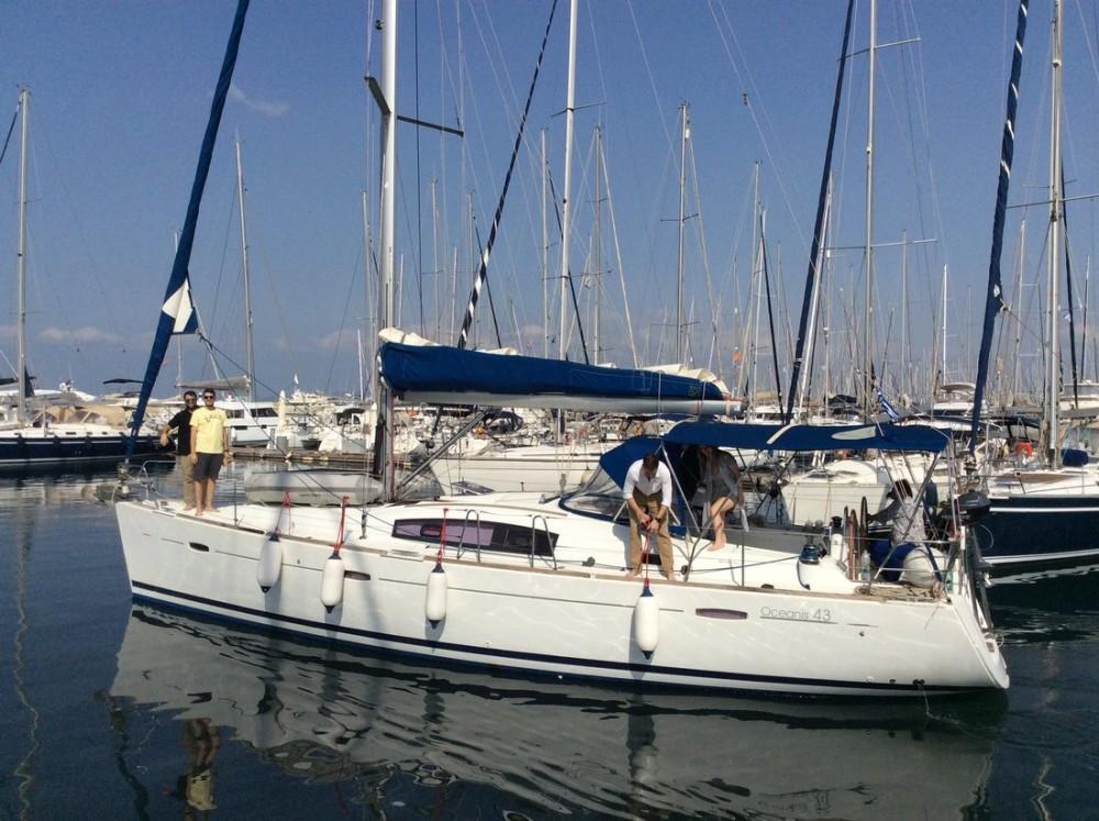 Noleggio barche Peloponneso economico Oceanis 43