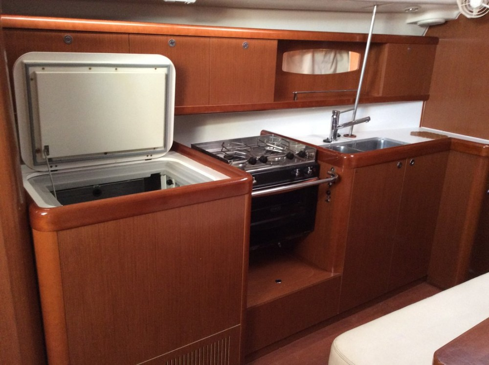 noleggio Barca a vela Peloponneso - Bénéteau Oceanis 43