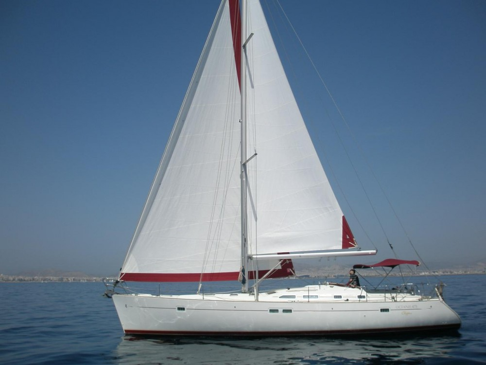 Noleggio barche Bénéteau Oceanis Peloponneso su Samboat