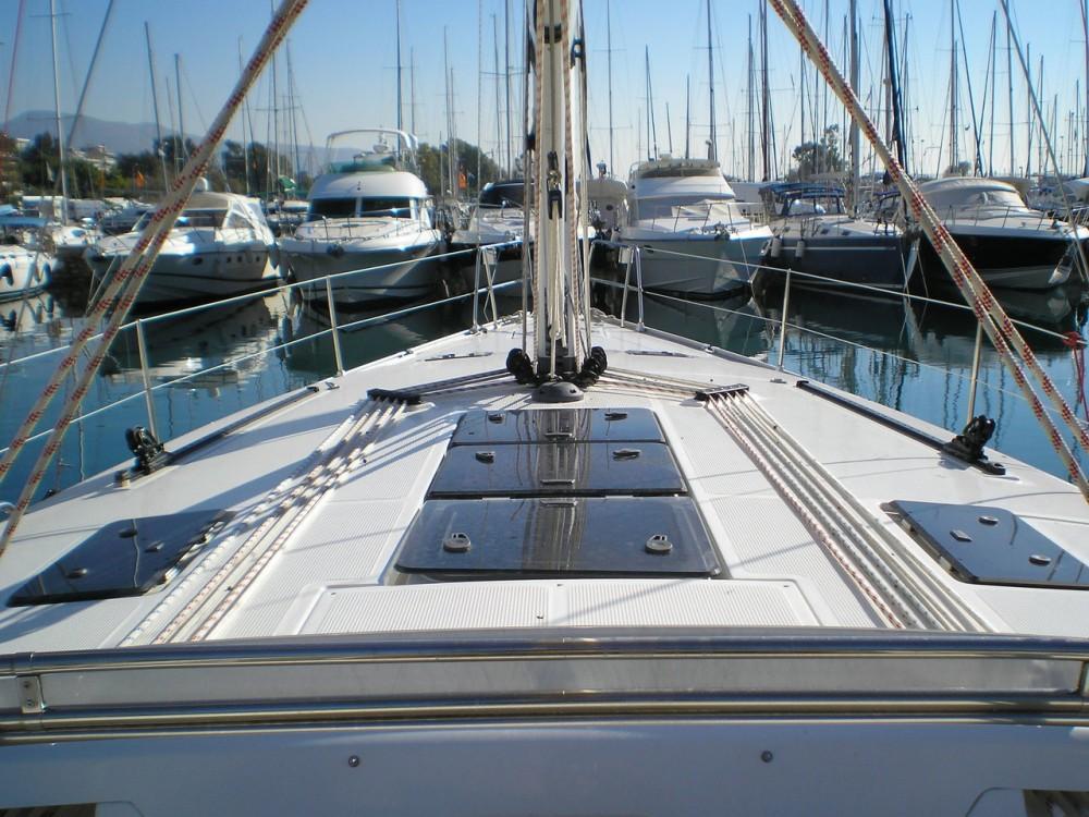 Bavaria Cruiser 45 tra personale e professionale Leucade