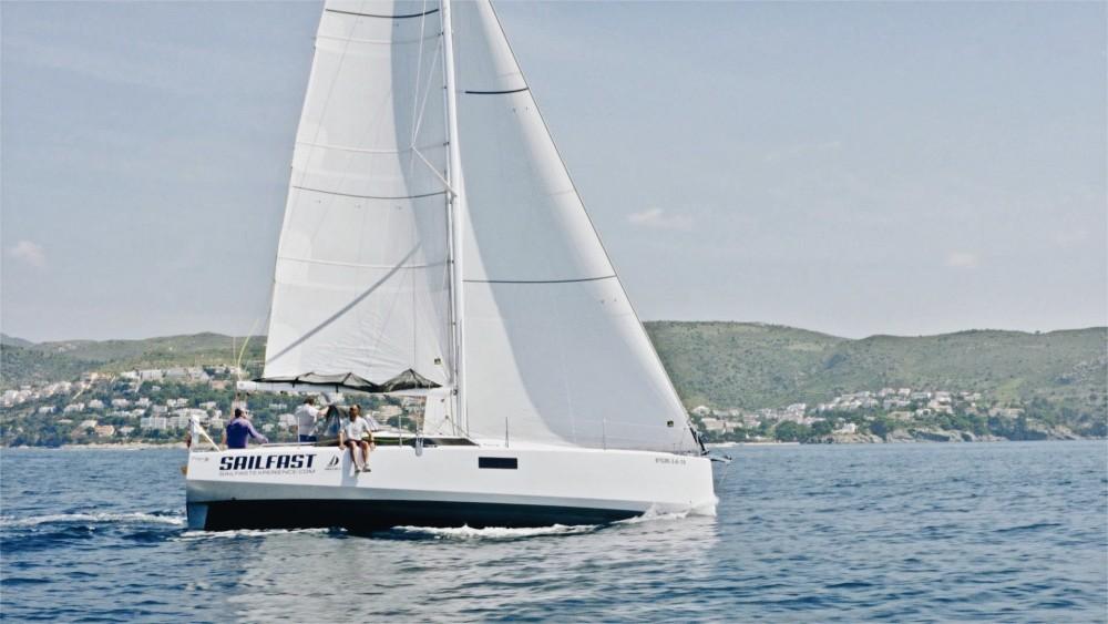 noleggio Barca a vela Roses - Pogo Structures Pogo 36