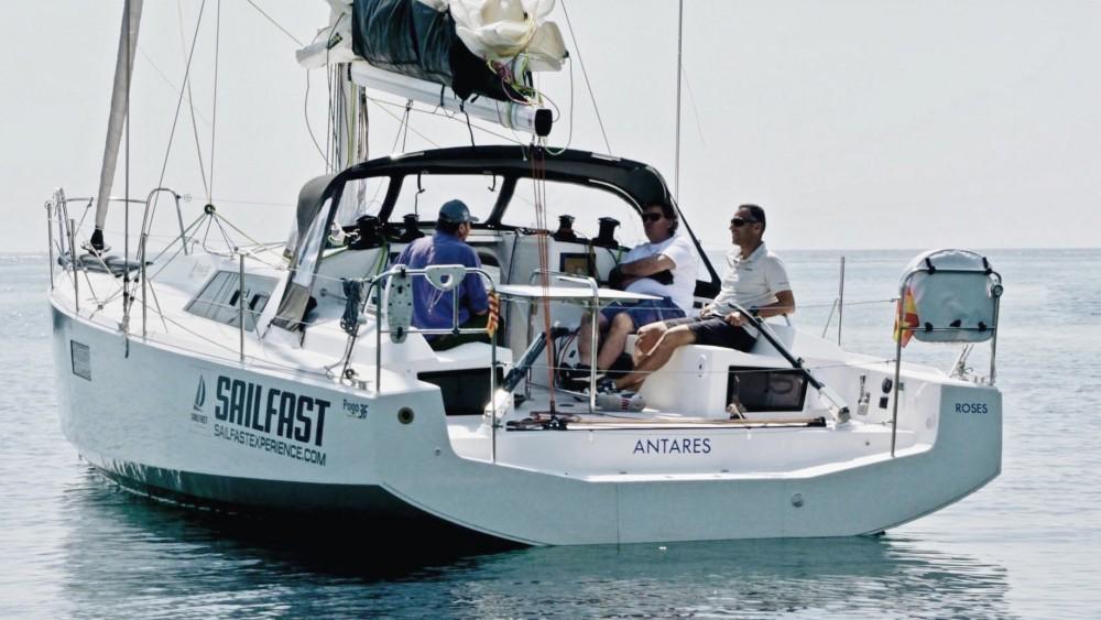 Noleggio yacht Roses - Pogo Structures Pogo 36 su SamBoat