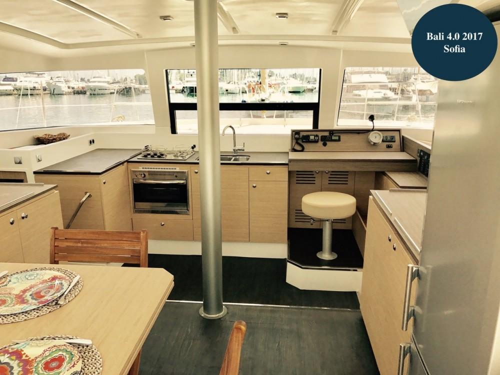 Noleggio yacht Corfù - Catana Bali 4.0 - 4 + 2 cab. su SamBoat