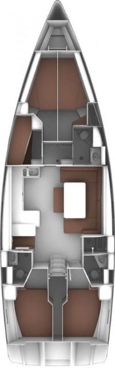Noleggio barche Corfu economico Cruiser 51