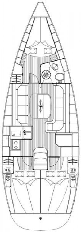 Noleggio barche Bavaria Cruiser 37 Spalato su Samboat