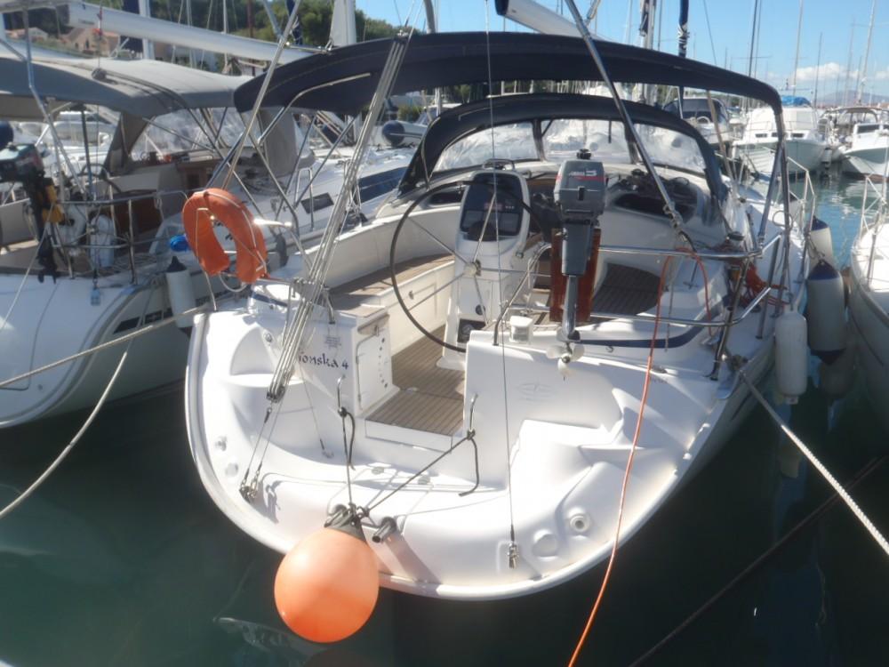 Bavaria Cruiser 37 tra personale e professionale Spalato