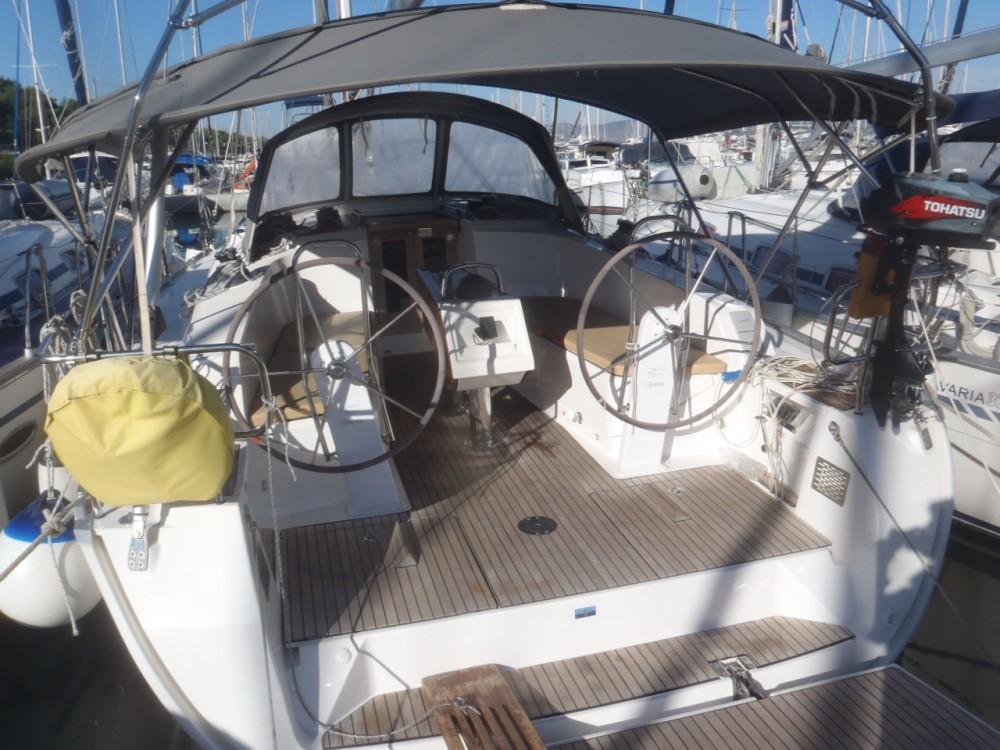 Bavaria Cruiser 41 tra personale e professionale Spalato