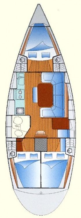 Noleggio barche Bavaria Bavaria 37 Péloponnèse su Samboat