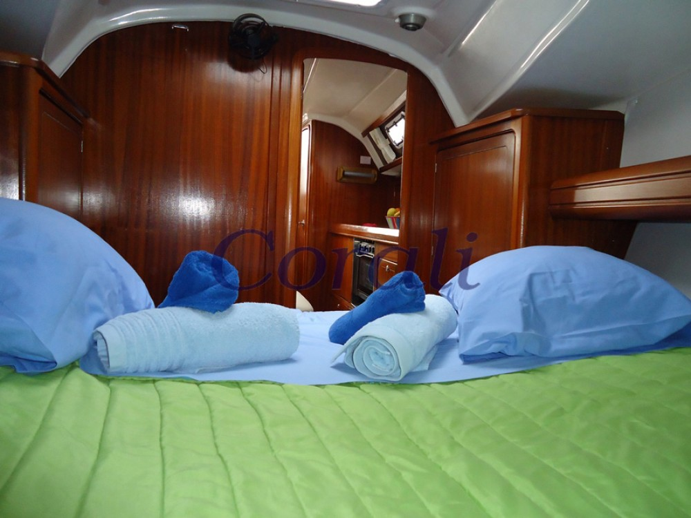 noleggio Barca a vela Péloponnèse - Bavaria Bavaria 37
