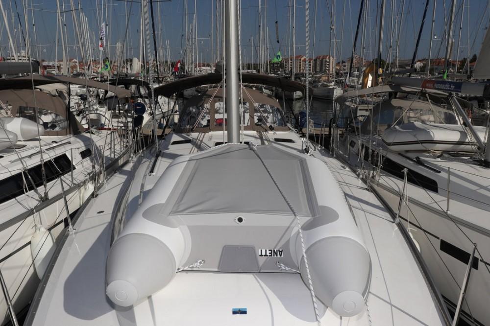 noleggio Barca a vela Croazia - Bavaria Cruiser 46