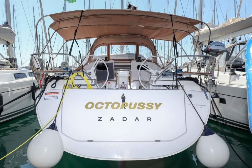 Noleggio yacht Croazia - Elan Elan Impression 45 su SamBoat