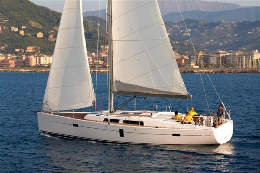 noleggio Barca a vela  - Hanse Hanse 445