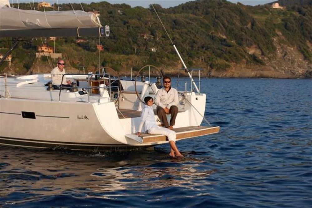 Noleggio yacht  - Hanse Hanse 445 su SamBoat