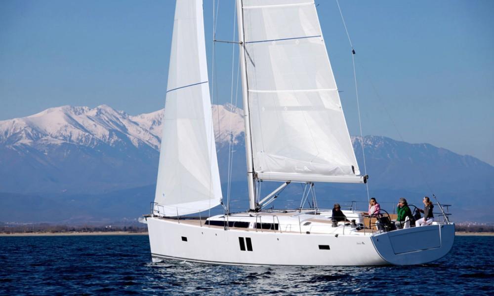 Noleggio yacht Spalato - Hanse Hanse 495 su SamBoat