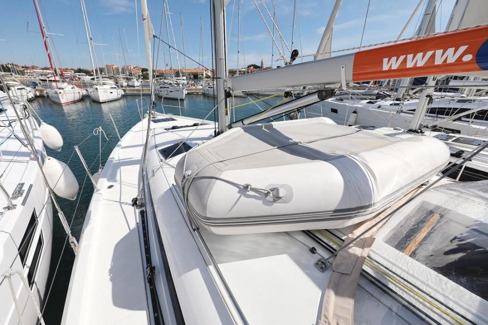 noleggio Barca a vela Croazia - Jeanneau Sun Odyssey 440