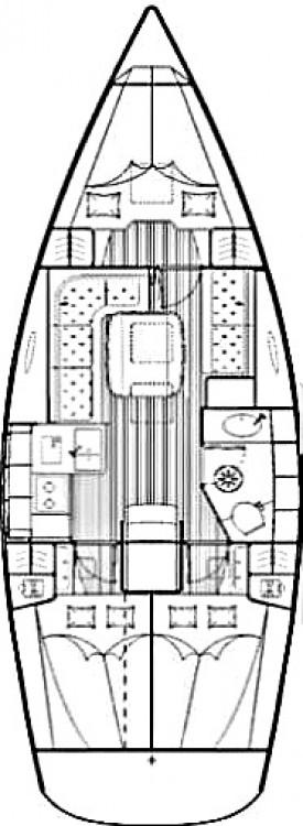 noleggio Barca a vela Pola - Bavaria Cruiser 34