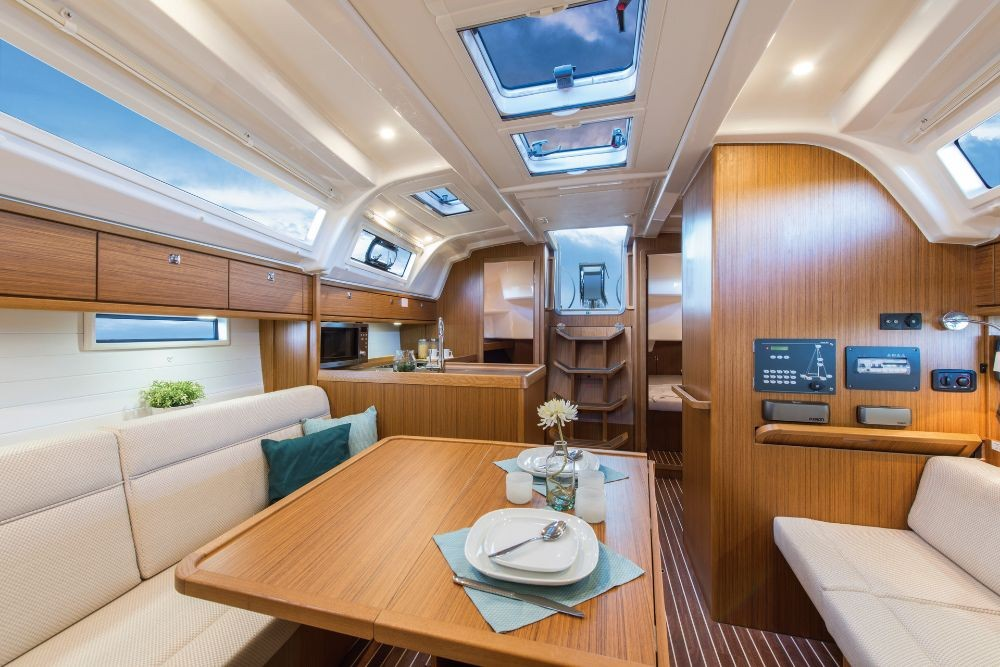 Noleggio yacht Općina Sukošan - Bavaria Cruiser 37 su SamBoat