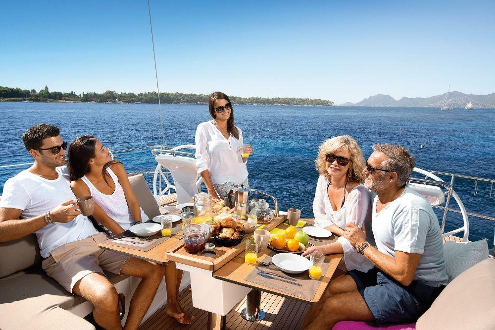 Noleggio yacht Općina Sukošan - Bavaria Cruiser 46 su SamBoat