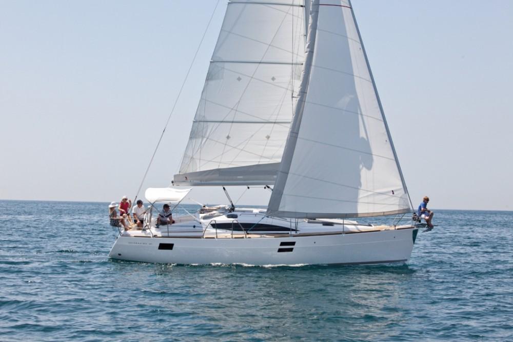 Noleggio yacht Općina Sukošan - Elan Elan Impression 40 su SamBoat