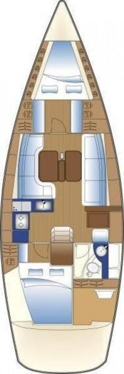 Noleggio barche Bavaria Bavaria 38 Match Capocesto su Samboat