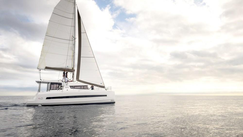 noleggio Catamarano Can Pastilla - Catana Bali 4.0 - 4 cab.