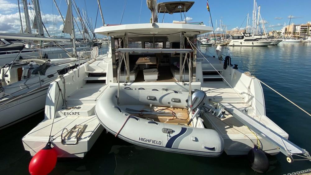 Noleggio Catamarano con o senza skipper Catana Can Pastilla