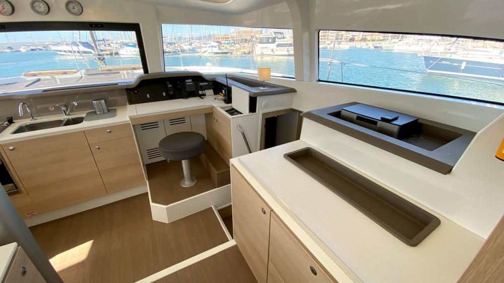 Noleggio barche Catana Bali 4.0 - 4 cab. Can Pastilla su Samboat