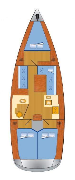 Noleggio barche Can Pastilla economico Cruiser 36