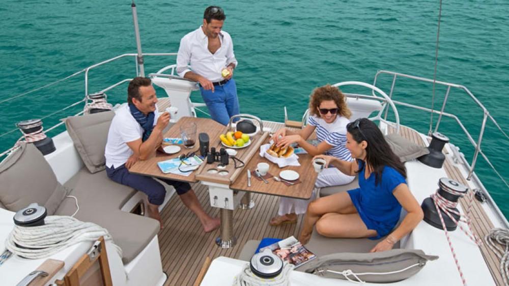 Bavaria Cruiser 51 tra personale e professionale Can Pastilla