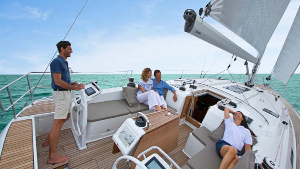 noleggio Barca a vela Can Pastilla - Bavaria Cruiser 51